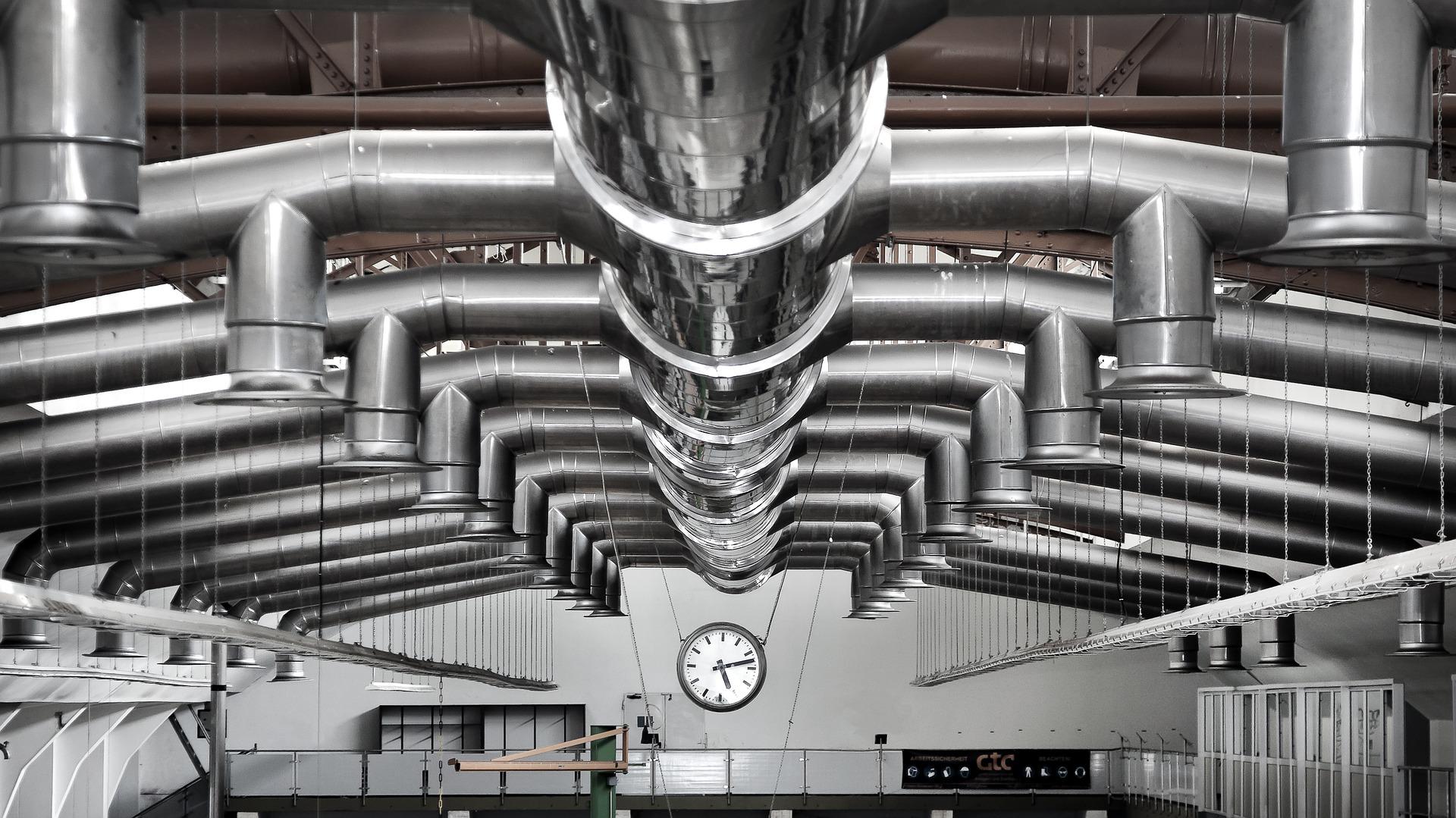 Specjalistyczne wentylatory w zakładach przemysłowych